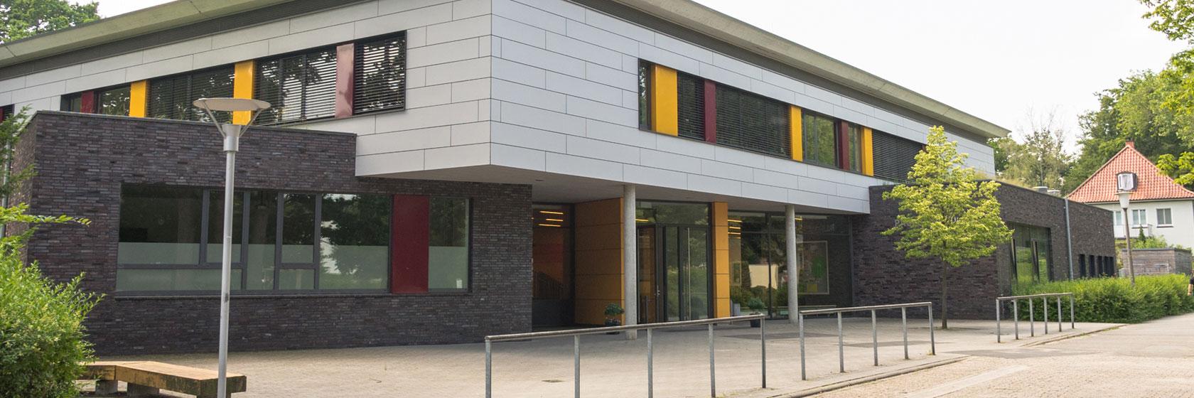 Die Schulleitung der Paulus-Schule Oldenburg